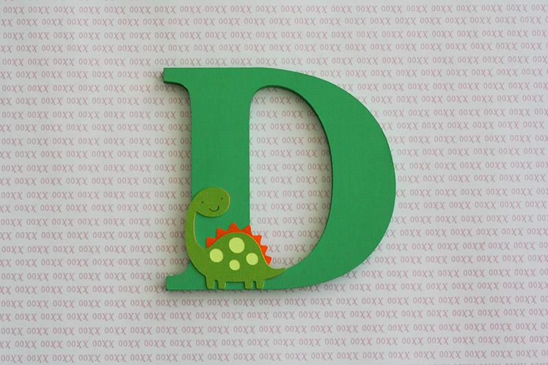 green letter i
